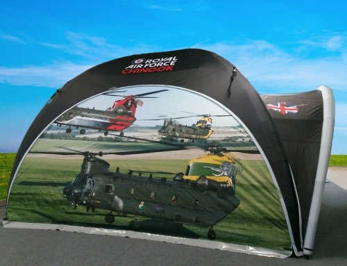 RAF Chinnook Display Team