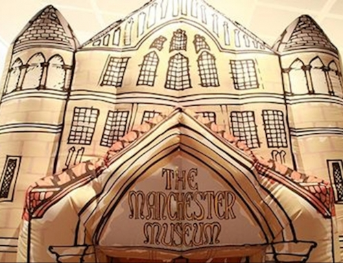 Manchester Museum – Inflatable Replica