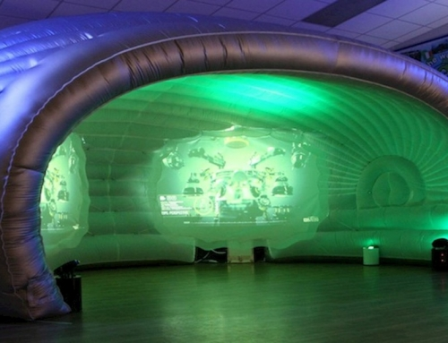 4D Creative Immersive Space