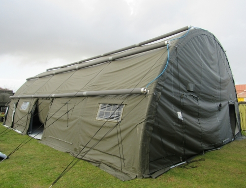 NIXUS Rapid Deployment Shelters
