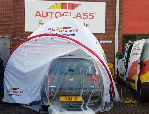 Autoglass BodyRepair – Inflatable Workshops