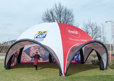 Inflatable Dome for the Fair x 10m