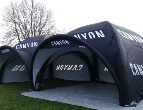 Canyon Bikes Axion 77 Tents