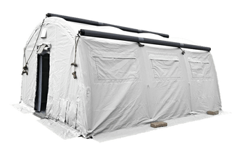 ERA Rapid deployment tents are ideal for use as vaccination centre tents, A&E triage tents, covid-19 testing tents, etc.