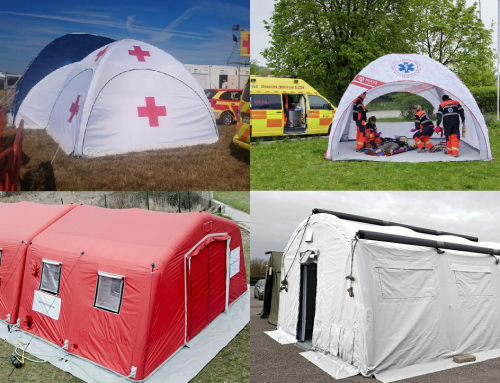 Vaccination Tents
